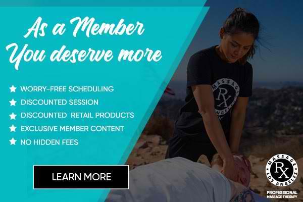 Membership Banner | Massage Rx