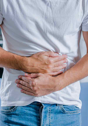 Abdominal Pain Therapy - Massage Rx