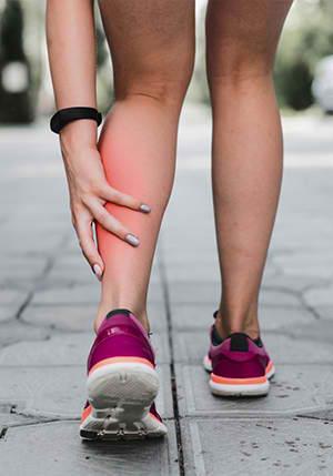 Leg Pain Therapy - Massage Rx