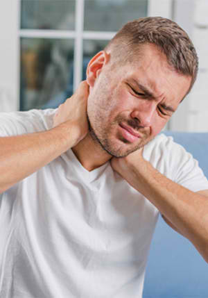 Neck Pain Therapy - Massage Rx
