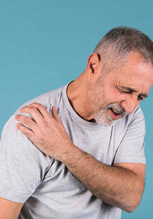 Shoulder Pain Therapy - Massage Rx